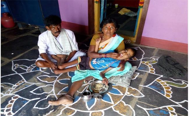 Women Suffering With Cancer Facing Lot Of Problems In Uravakonda  - Sakshi
