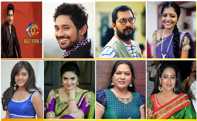 Savithri Confirms Her Entry Into Bigg Boss Telugu 3 House - Sakshi