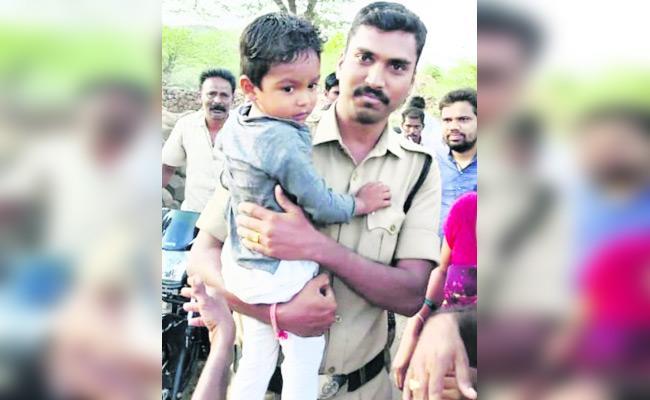 Boy Missing Case Reveals Anantapur Police - Sakshi