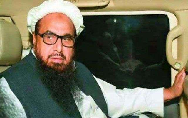 Lashkar chief Hafiz Saeed arrested in Pakistan over terror funding - Sakshi