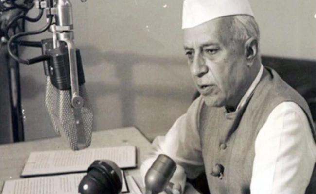Historical Nehru Prison Collapsed In Punjab - Sakshi