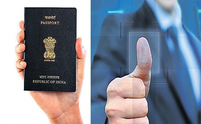 Passport Verification Easy With Fingerprints - Sakshi