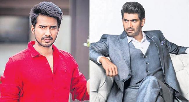Rana Daggubati to produce Tamil remake of Nani starrer Jersey - Sakshi