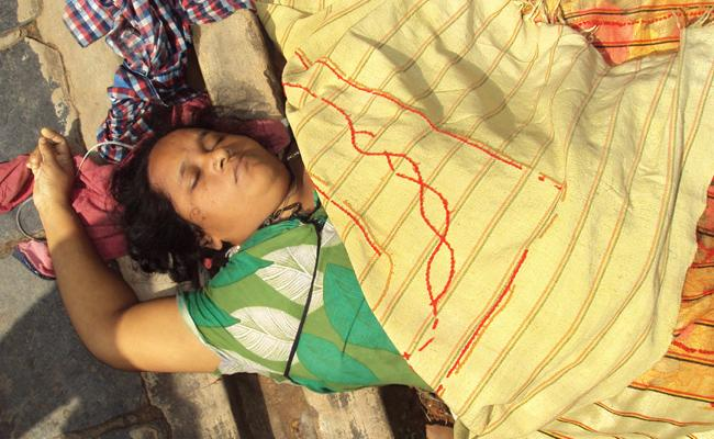 A Woman Died With Electrocution In West Godavari District - Sakshi