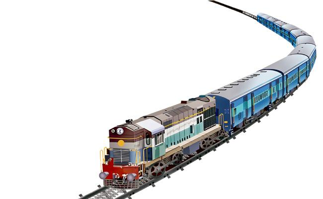 South Central Railway Speed Hikes 100 Trains - Sakshi