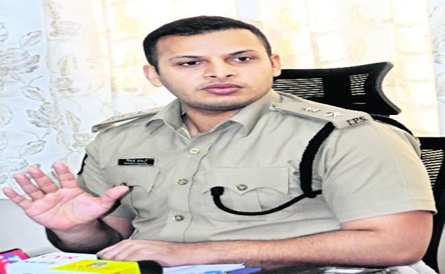 Steps Towards Purges In The Police Department - Sakshi