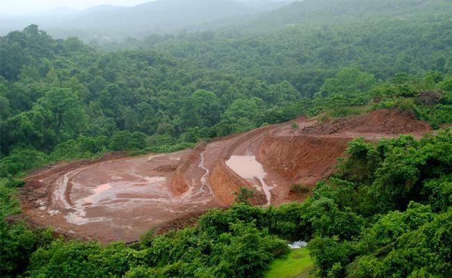Dileep Reddy Article On Nallamala Uranium Search - Sakshi