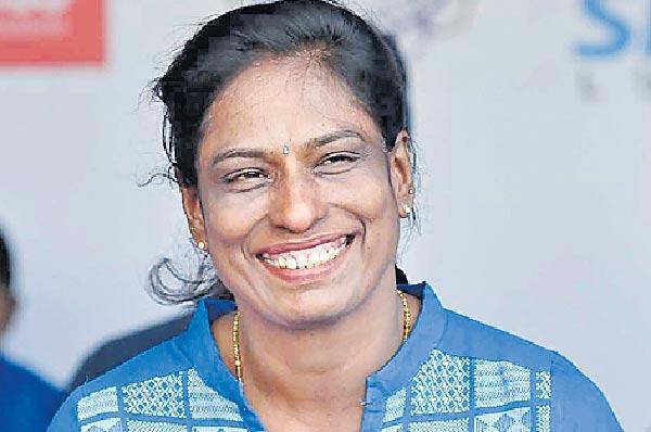 PT Usha nominated for IAAF Veteran Pin Award - Sakshi