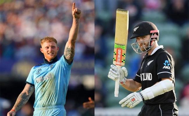 Ben Stokes, Kane Williamson Nominated For New Zealander Of The Year Award - Sakshi