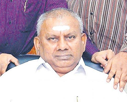 Saravana Bhavan founder P Rajagopal passes away in hospital - Sakshi