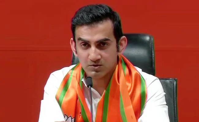 Gautam Gambhir Makes Big Statement About MS Dhoni - Sakshi