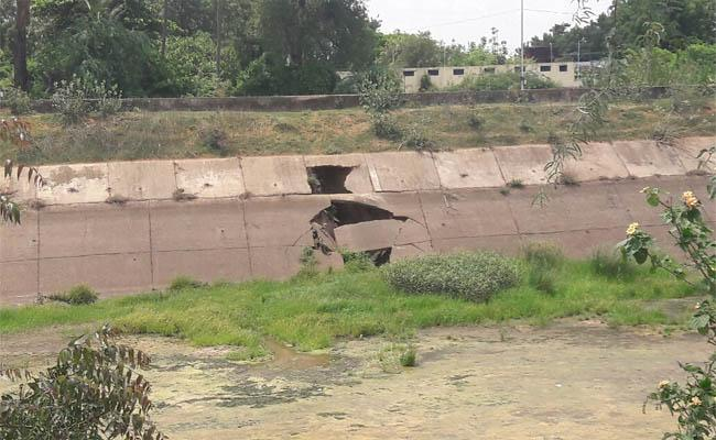 The Kakatiya Canal, Which Has Become Dangerous in the Nizamabad District - Sakshi