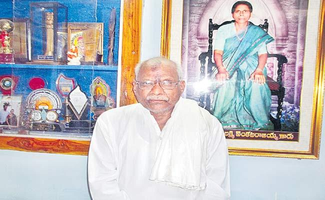 Kurella Vittalacharya Gets Dasarathi Award - Sakshi