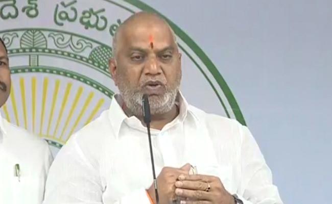 Malladi Vishnu Slams TDP Over Polavaram - Sakshi