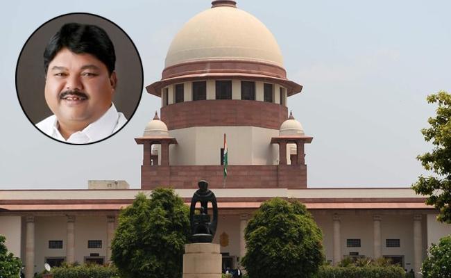 SC Send Notice To Telangana Govt On Ramulu Nayak Disqualification - Sakshi