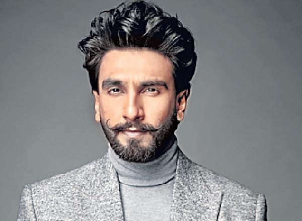 Ranveer Singh's off-screen antics - Sakshi