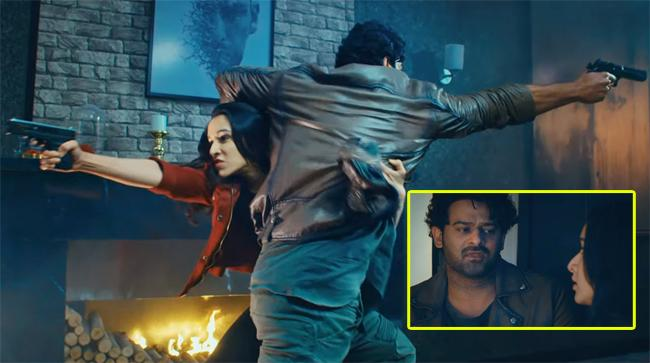 Saaho Movie Release Date Shifted - Sakshi