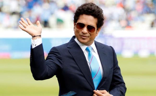 Sachin Tendulkar Fans Fires On ICC - Sakshi
