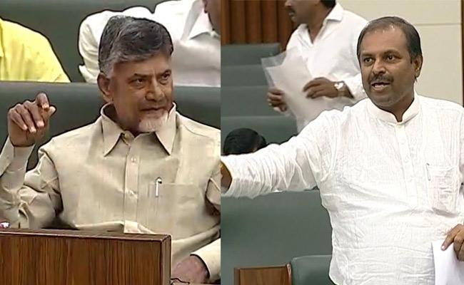 AP Chief Whip Srikanth Reddy Slams TDP Policies Over Land Pooling - Sakshi
