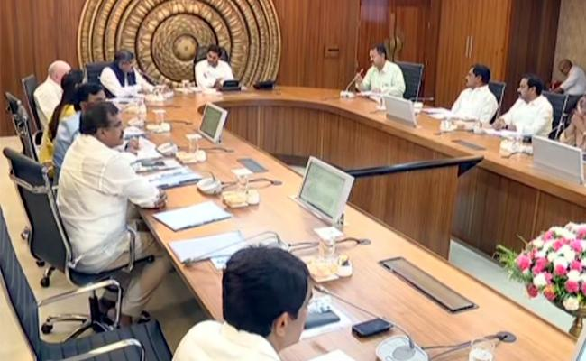 Andhra Pradesh Takes Important Decisions In Cabinet Meeting - Sakshi