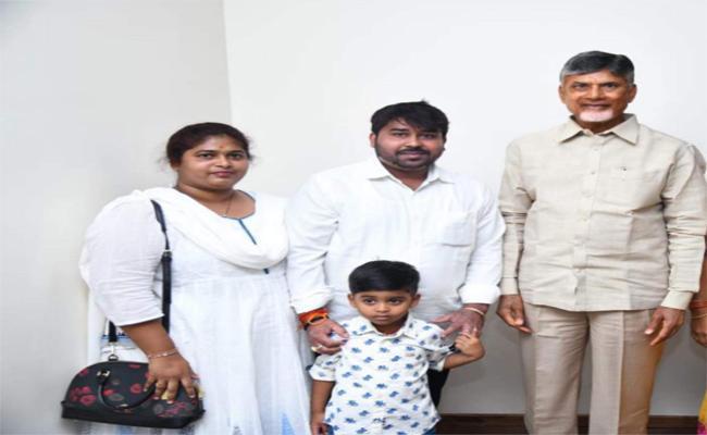 Former Minister Reddy Satyanarayana Grandson Held For Job Fraud In Mangalagiri - Sakshi