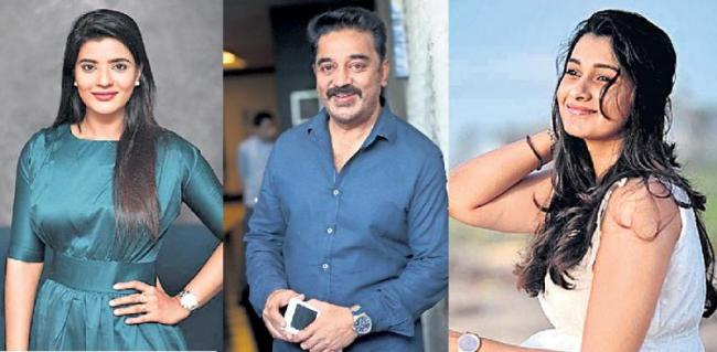 Kamal Haasan new movie Indian 2 to go on floors in August  - Sakshi