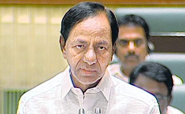 KCR Fires On Congress In Assembly Sessions - Sakshi