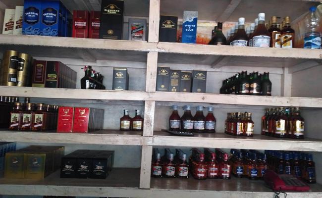 East Godavari Belt Shops Licence Duration Expired In June Month - Sakshi