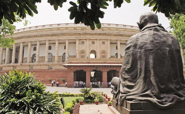 Parliament Sessions will Extension for Three Days - Sakshi