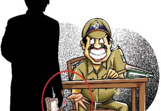 Case Booked Against Central Intelligence DSP For Involvement In Job Fraud - Sakshi