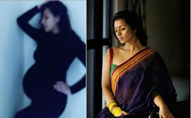 Sruthi Hariharan Post Her Pregnancy Photos in Social Media - Sakshi