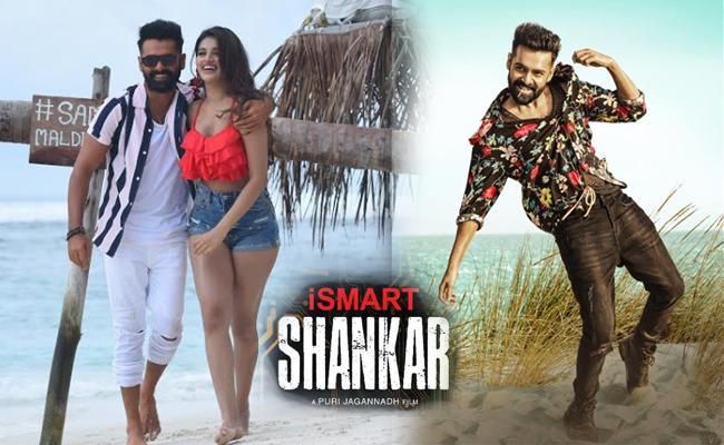 Ram And Puri Jagannadh iSmart Shankar Shooting Completed - Sakshi