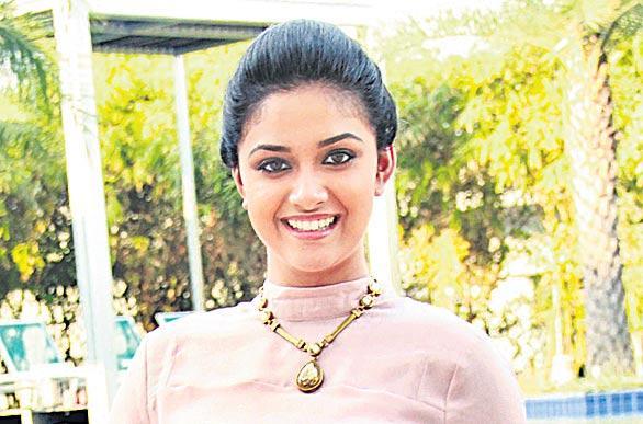 keerthy suresh new movie shooting in spain - Sakshi