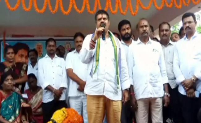 Minister Avanthi Srinivas On Visakhapatnam Development - Sakshi