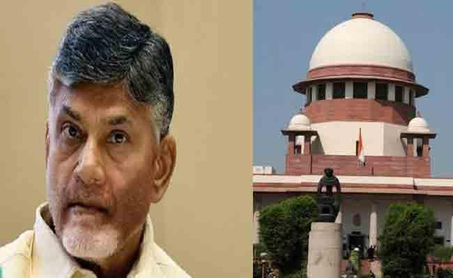 SC Notice To EC Center Over Cash Transfer Schemes Ahead Elections - Sakshi