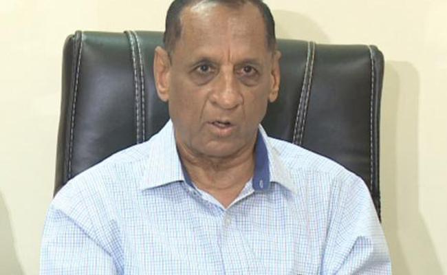 Governor Narasimhan Serious On Inter Results - Sakshi