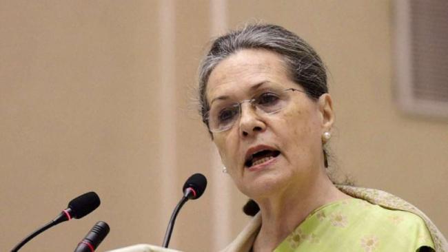 Sonia Gandhi Opposes Move To Privatise Rae Bareli Coach Factory - Sakshi