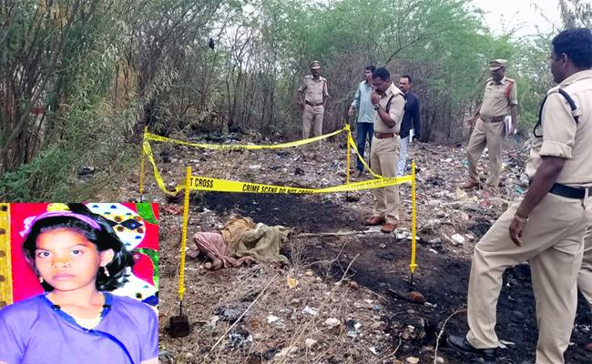 Brutal Murder Of A Girl In Thottambedu Panchayat - Sakshi