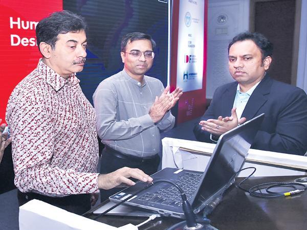 Future is Designing sector itself - Sakshi