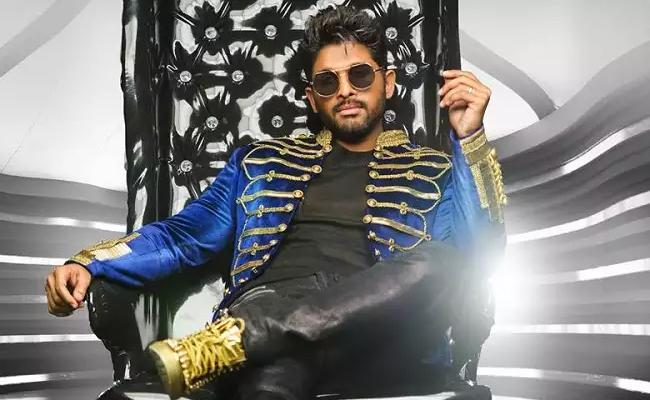 Boyapati Srinu Movie With Allu Arjun - Sakshi