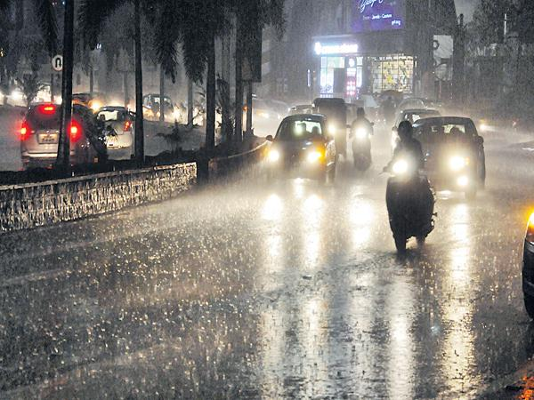 Heavy rains in the next two days - Sakshi