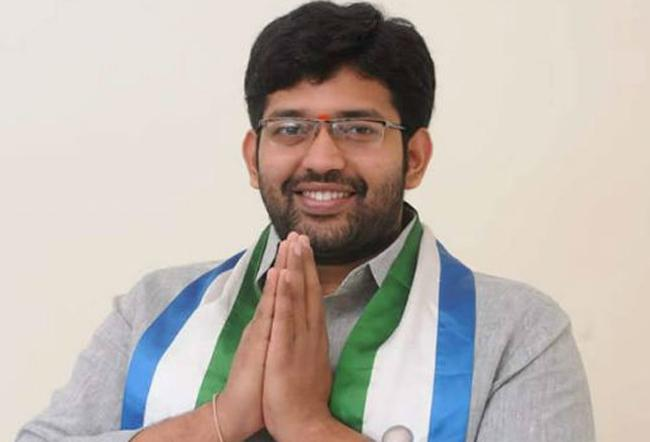 Jakkampudi Raja To Be As AP Kapu Corporation Chairman - Sakshi