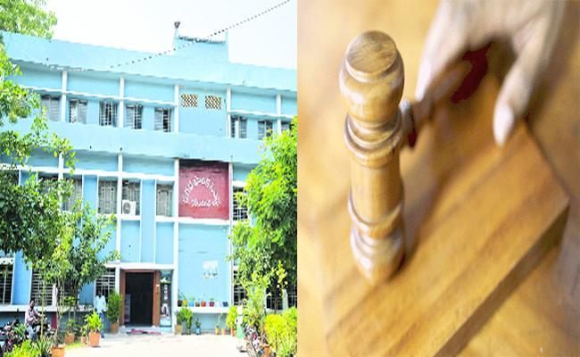 High Court Given Stay To Karimnagar Muncipal Elections  - Sakshi