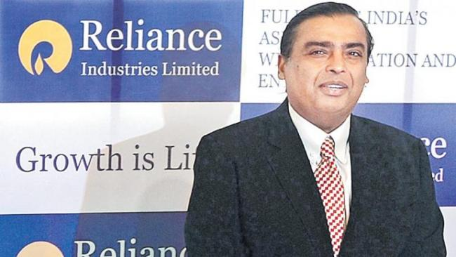 Reliance Industries posts 6.8 per cent net profit in Q1 - Sakshi