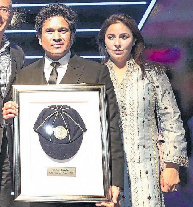 Sachin Tendulkar, Allan Donald inducted into ICC Hall of Fame - Sakshi