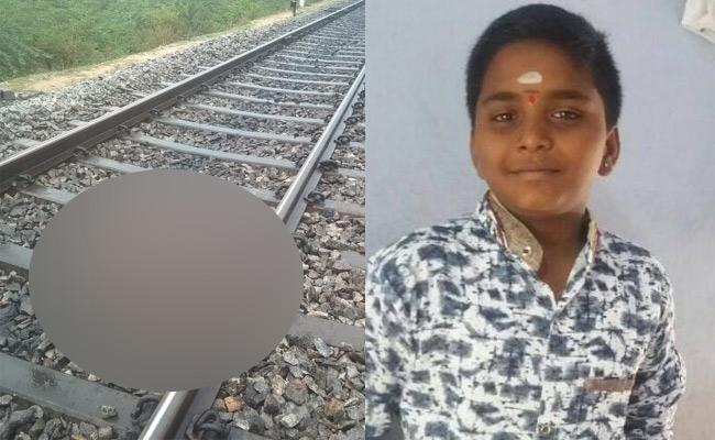 8th Class Student Committed Suicide In Yadadri District - Sakshi