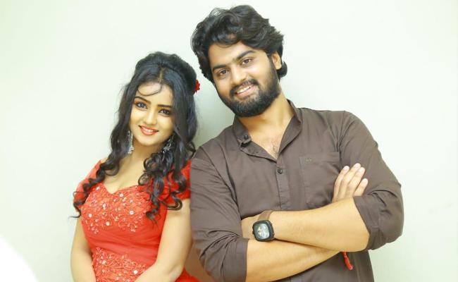 Uttara Movie Trailer Launch - Sakshi