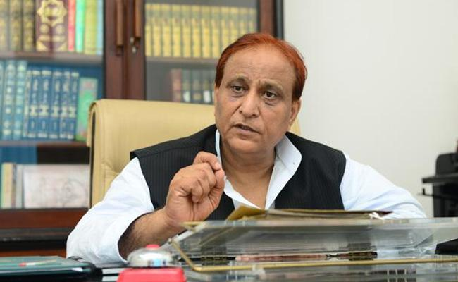 We Are Paying The Price For Staying In India Says Azam Khan - Sakshi
