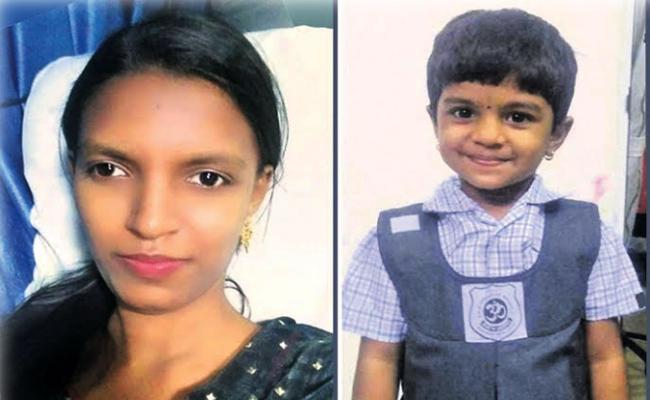 Girl Child Kidnap And Demands 60lakhs in Tamil Nadu - Sakshi