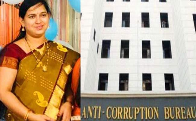 Keshampet Tahsildar Lavanya Not Cooperating ACB Investigation - Sakshi